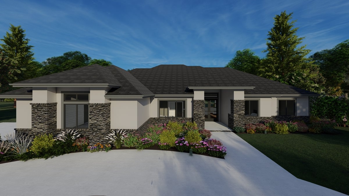 Callahan-Residence-Front-Elevation
